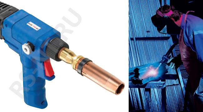 Сварочные горелки Push-Pull Plus PP 36D, 240D, 401D