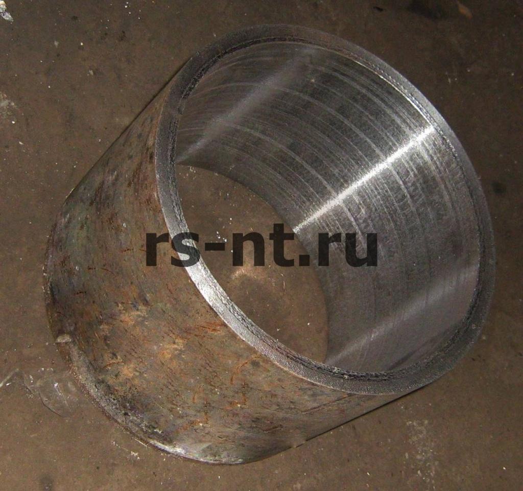 Восстановление стоек колеса, изготовление биметаллической втулки