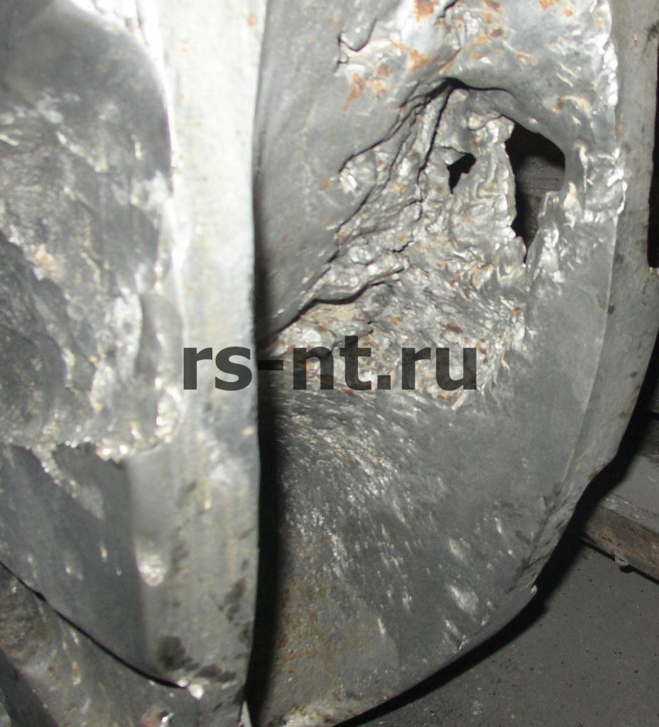 Рабочее колесо 1-ГРТ (Сплав ИЧХ 28)
